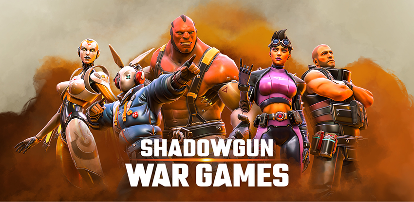 Shadowgun War Games - Online PvP FPS APK