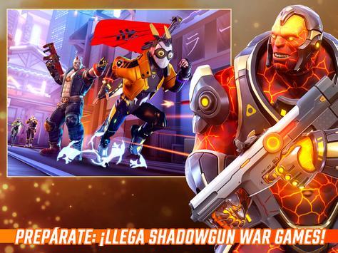 Shadowgun War Games -El mejor 5c5 FPS para móviles captura de pantalla 17