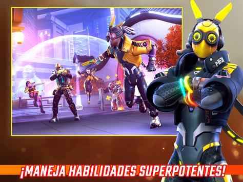 Shadowgun War Games -El mejor 5c5 FPS para móviles captura de pantalla 20