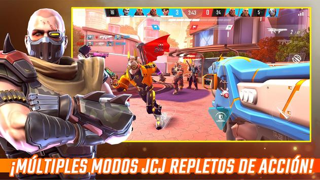 Shadowgun War Games -El mejor 5c5 FPS para móviles captura de pantalla 2