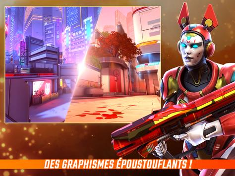 Shadowgun War Games -Le meilleur FPS mobile en 5v5 capture d'écran 14