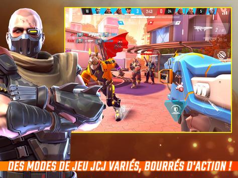 Shadowgun War Games -Le meilleur FPS mobile en 5v5 capture d'écran 18