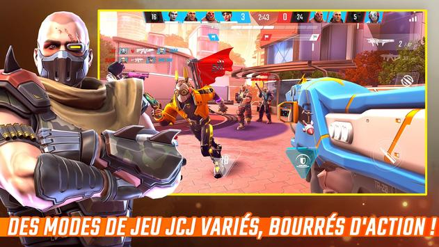 Shadowgun War Games -Le meilleur FPS mobile en 5v5 capture d'écran 2
