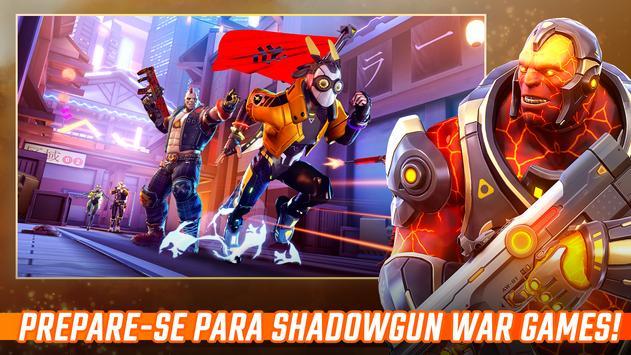 Shadowgun War Games - O melhor FPS 5v5 online imagem de tela 1