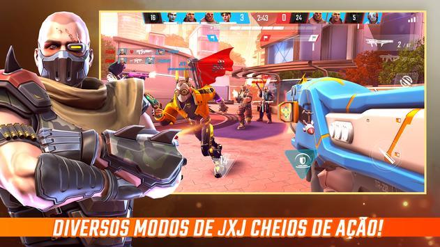 Shadowgun War Games - O melhor FPS 5v5 online imagem de tela 2