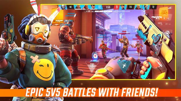 Shadowgun War Games - Online PvP FPS-poster