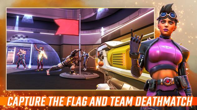 Shadowgun War Games - Online PvP FPS screenshot 1