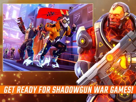 Shadowgun War Games - Online PvP FPS screenshot 9
