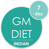 Indian weight loss GM Diet & BMI Check 圖標