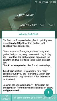 Indian weight loss GM Diet & BMI Check 海報