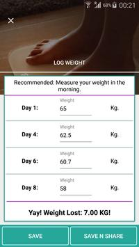 Indian weight loss GM Diet & BMI Check 截圖 4