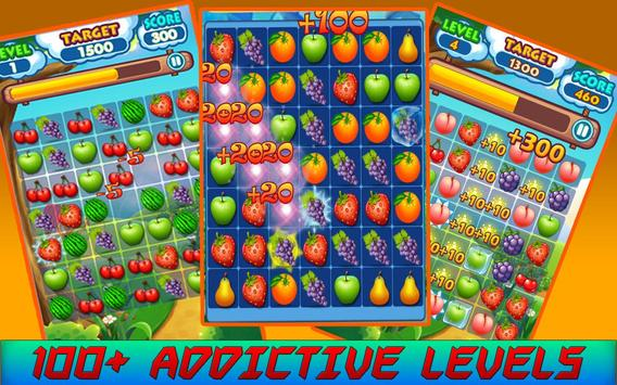 Sweet Fruits Bomb Splash king screenshot 10