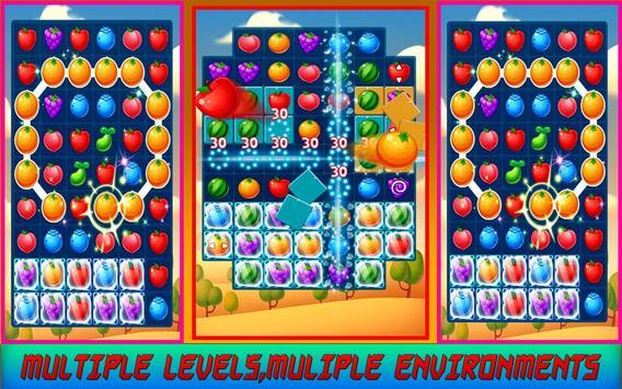 Sweet Fruits Bomb Splash king screenshot 4