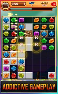 Classic Jewels Blitz: Match 3 screenshot 10