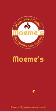 Maemes Franchise poster