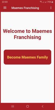 Maemes Franchise screenshot 2