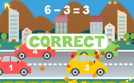Math Quiz Free: Grades K,1,2,3 screenshot 1