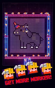 Super Retro World : Pixel Art Maker screenshot 1