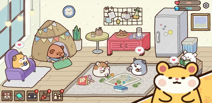 Hamster cookie factory - tycoon game screenshot 11