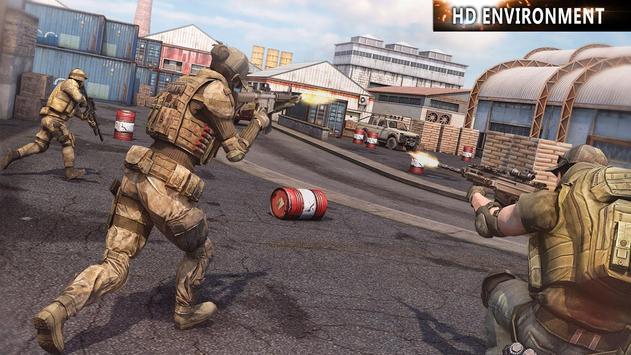 Army Commando Playground