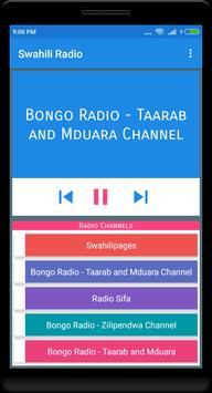All Swahili Radio Station poster