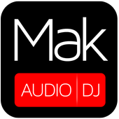 Mak Audio icon