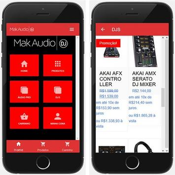 Mak Audio poster