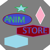 ANIM STORE icon