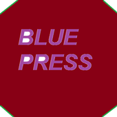 BLUE PRESS icon
