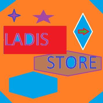 LADIS SHOP poster