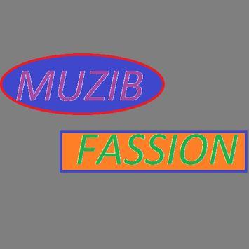 MUZIB FASSION poster