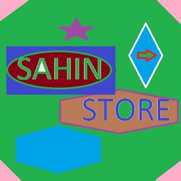 SAHIN STORE poster