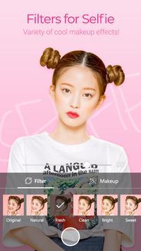 Makeup Camera imagem de tela 1
