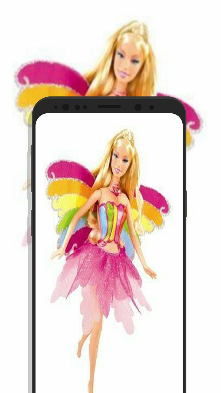 Android 用の バービー人形の壁紙 Apk をダウンロード