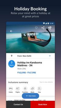 MakeMyTrip screenshot 5