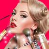 Fotograf Düzenleyici Makyaj Kamerası, Yüz Makyajı simgesi