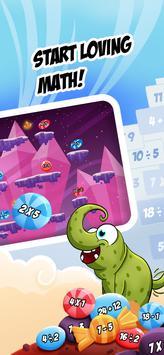 Monster Math screenshot 1