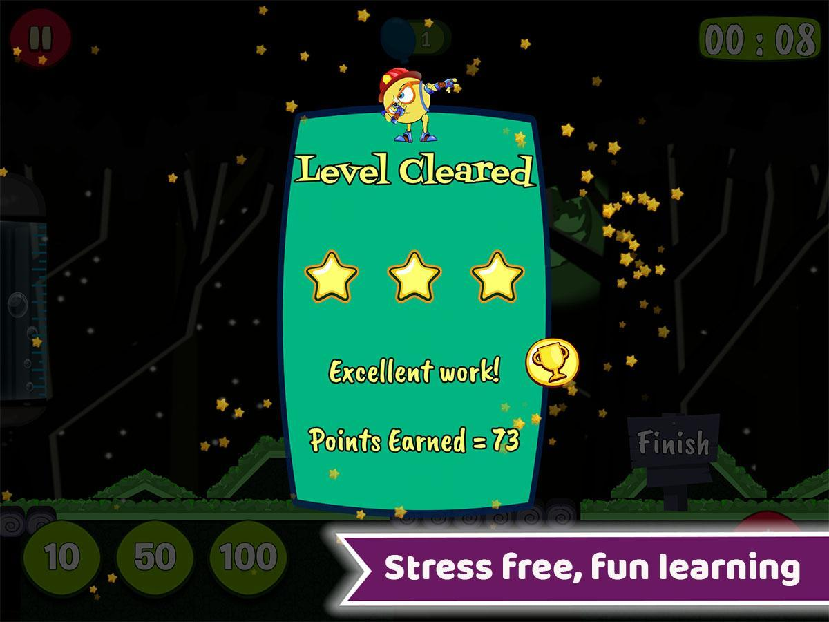 Math rescue: Mental Math Practice, Cool Math Games for
