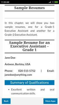 Learn Executive Assistant screenshot 3