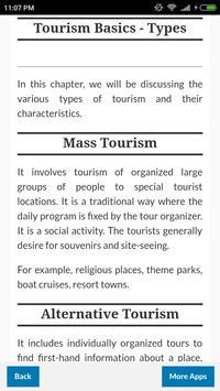 Guide for Tourism Management screenshot 1