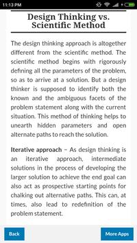 Guide for Design Thinking screenshot 1