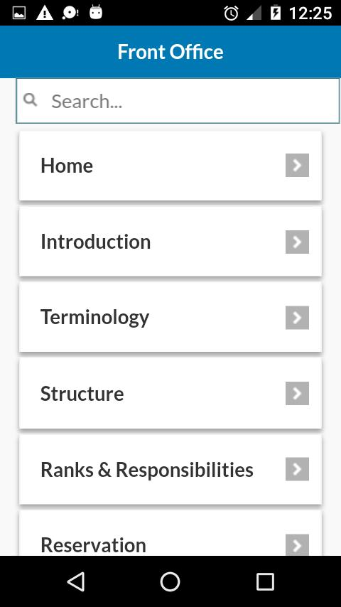 Learn Front Office for Android - APK Download