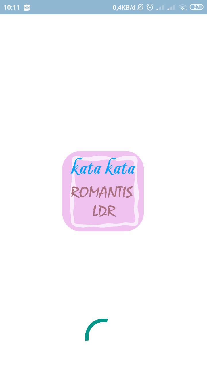 Kata Kata LDR Romantis For Android APK Download
