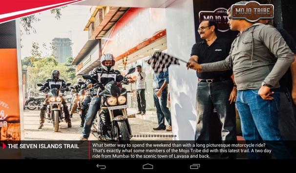 Mahindra Mojo Customisation screenshot 11