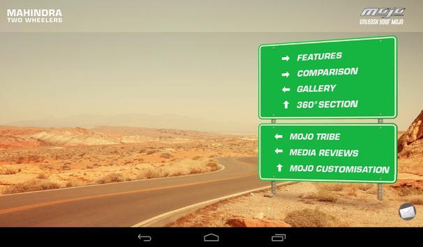 Mahindra Mojo Customisation screenshot 1