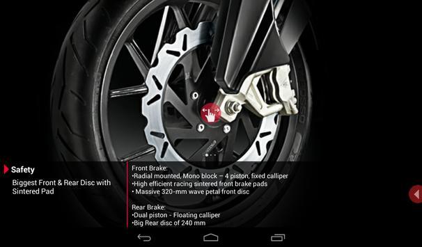 Mahindra Mojo Customisation screenshot 5