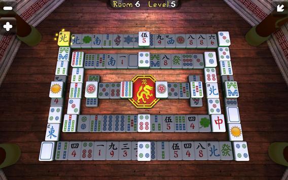 Mahjong Solitaire Blast poster