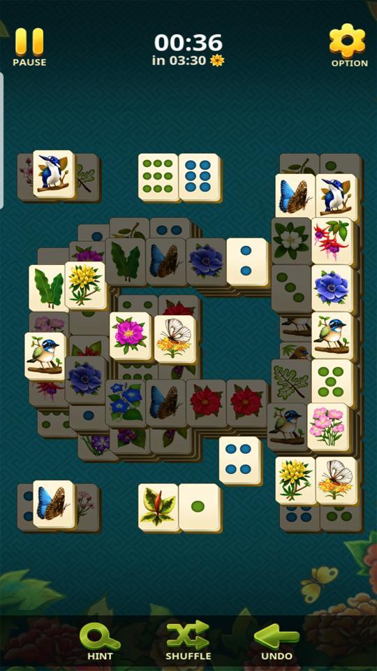 Mahjong Offline