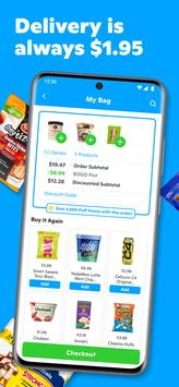 Gopuff—Alcohol & Food Delivery screenshot 3