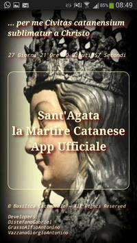 Sant'Agata - App Ufficiale poster